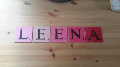scrabble rose leena