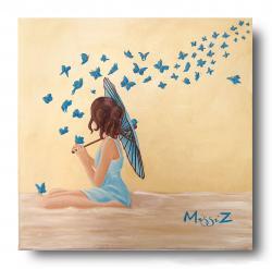 Les papillons bleus 0 copy