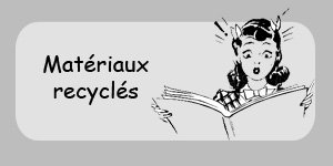 Materiaux recycles
