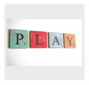 Scrabble play